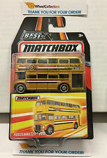 Best of Matchbox 2016 * Routemaster Bus GOLD * MXB * H34