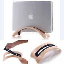 Samdi Wood Stand Dock Desk Holder Base Display Rack For Apple Macbook Pro Laptop