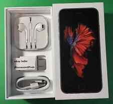 NEW Apple iPhone 6S 64GB Space Gray - AT&T Cricket Net10 - Brand NEW