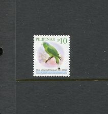 Philippines 3209b,  MNH, 2009B, Philippine Birds-Blue-crowned Racket-tail