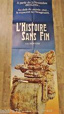 L'HISTOIRE SANS FIN ! wolfgang petersen  affiche cinema modele l'homme de pierre
