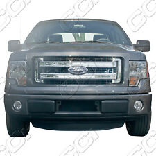 2013 2014 FORD F150 XL / STX / FX2 / FX4 4PC CHROME ABS GRILLE GRILL OVERLAY