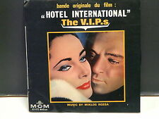 BO Film / OST Hotel international THE V.I.P.s.  ( VIP'S ) / MIKLOS ROZSA 63612