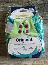 BNWT BumGenius Equiano 5.0 Cloth Diaper