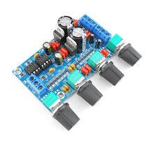 NE5532 Stereo Preamp Preamplifier Tone Board Amplifier Board MW