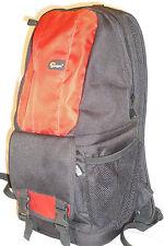 LOWEPRO fastpack 100 black and red SLR, DSLR CAEMRA BACKPACK LP 124 / V03