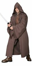 Dark Brown JEDI ROBE Only -  Excellent Quality Costume Cloak from USA