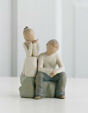 Willow Tree Figurine - Brother and Sister, 26187