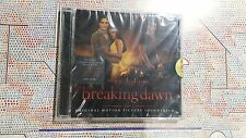 Twilight - Breaking Dawn Soundtrack - Christina Perri Bruno Mars - sealed