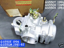 Suzuki GS550 Carburetor NOS GS550M GS550E GS550T Carburettor 13203-47090 CARB