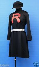 Pokemon Team Rocket Female  Cosplay Costume Custom Made    Lotahk