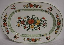 "Villeroy & Boch SUMMER DAY 13-1/4"" Oval Serving Platter SUMMERDAY"