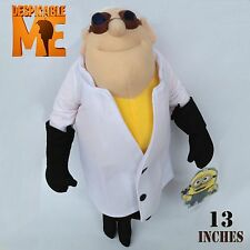 """Despicable Me Character Dr.Nefario 3D Movie Plush Soft Toy Stuffed Animal 13"""""""