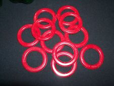 12 Ring Toss Rings Carnival Game Party Cane Racks