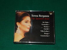 Teresa Berganza The Spanish Soul box 3cd