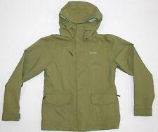 Oakley Mens Olive Green Removable Hood Snowboard Jacket Small New without tags