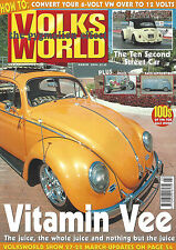 Cabriolet Beetle Cal-Look Rag-Top Kronenburg Triomph Fire Bus Barndoor VW Trike