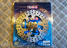 Kyoto Wavey Front Brake Disc & Pads for Yamaha DT125R DTR125 DTR DT 125 R RE