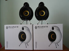 Scandyna micropod SE passive speakers, B&W ,Blueroom. Sealed NIB