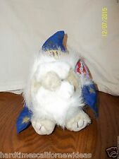 Puffkins MYSTIC the Wizard 2000 Plush #6698 by Swibco With Tag