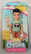 Barbie Chelsea Club Boy Doll 'Ralphie' Kelly Friend New