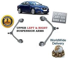 FOR JAGUAR XF 2007--  NEW LEFT & RIGHT SIDE FRONT UPPER SUSPENSION WISHBONE ARM