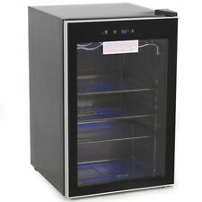 della beverage wine cooler mini digital led black
