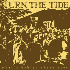 "Turn The Tide - What's Behind These Eyes 7"" MINOR THREAT"
