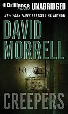 Creepers by David Morrell (2010, CD, Abridged)
