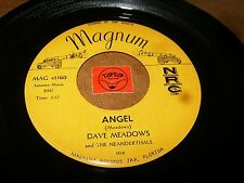 DAVE MEADOWS - ANGEL - I DON'T SEE STARS IN YOUR EYES   / LISTEN - TEEN POPCORN