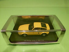 SPARK  1:43  -  ALFA ROMEO JUNIOR ZAGATO 1600   1974  - GOOD CONDITION IN BOX