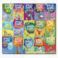 Roald Dahl Collection 15 Books Set (Dahl Fiction)Children's Classics Pack NEW PB
