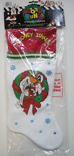 Looney Tunes Character Christmas Stocking Duffy Duck 1996 New