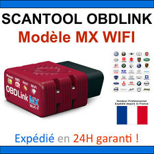 OBDLINK MX WIFI Interface diagnostic ScanTool - 16 bits AUTOCOM DELPHI VCDS