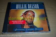 Willie Nelson Time Life Music CD Legendary Country Singers Hall of Fame Presents
