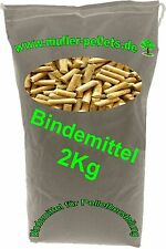 2Kg Bindemittel für Pellet-Produktion und Pelletpresse Holzpellets