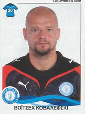N°112 PLAYER AEP IRAKLIS FC STICKER PANINI GREEK GREECE LEAGUE 2010