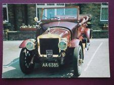 POSTCARD CAR SCOUT 1913 TOURER CAR