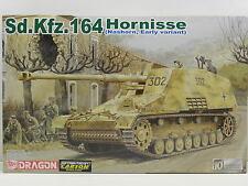 Dragon 6165 Bausatz Sd.Kfz.164 Hornisse, Nashorn early v. '39-'45 Series M.1:35