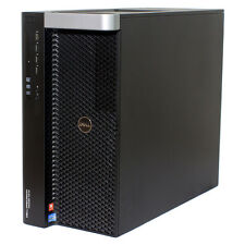 Dell Precision Tower 7910 T7910 Dual-CPU Workstation 36-Core Mx 3.8GHz 128GB RAM