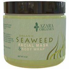 Organic Seaweed Powder Best Seaweed Powder for Facial Masks Cellulite Treatment