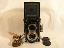 Almost Mint Rolleiflex T 3.5T 120 6x6 TLR Camera w/F3.5 Tessar Lens