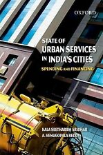 State of Urban Services in India's Cities: Spending and Financing