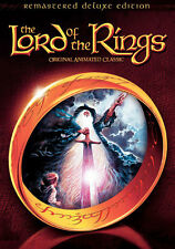 Warner Home Video Lord Of The Rings [dvd/dcod/animated/deluxe Ed] (ward109804d)