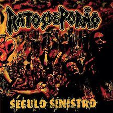 RATOS DE PORAO - SECULO SINISTRO  CD NEU