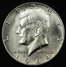 "1964-D/D Kennedy Half. Double ""D"" mint marks. No Set complete w/o one. BU 92102"
