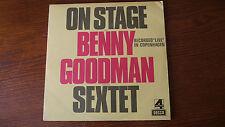 Benny Goodman.   'Live In Copenhagen'