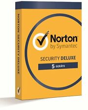 NORTON (Internet) SECURITY 2.0 (2015) 5-Geräte/1-Jahr PC/Mac/Handy/Tablet / KEY