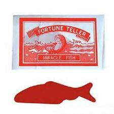 1152 FORTUNE TELLER FISH Magic Palm Reading Miracle Party #AA98 Free Shipping
