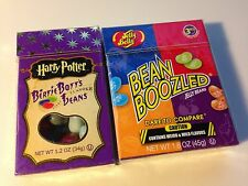 JELLY BELLY COMBO BUY - BEAN BOOZLED 45g & HARRY POTTER BERTIE BOTT'S BEANS 34g